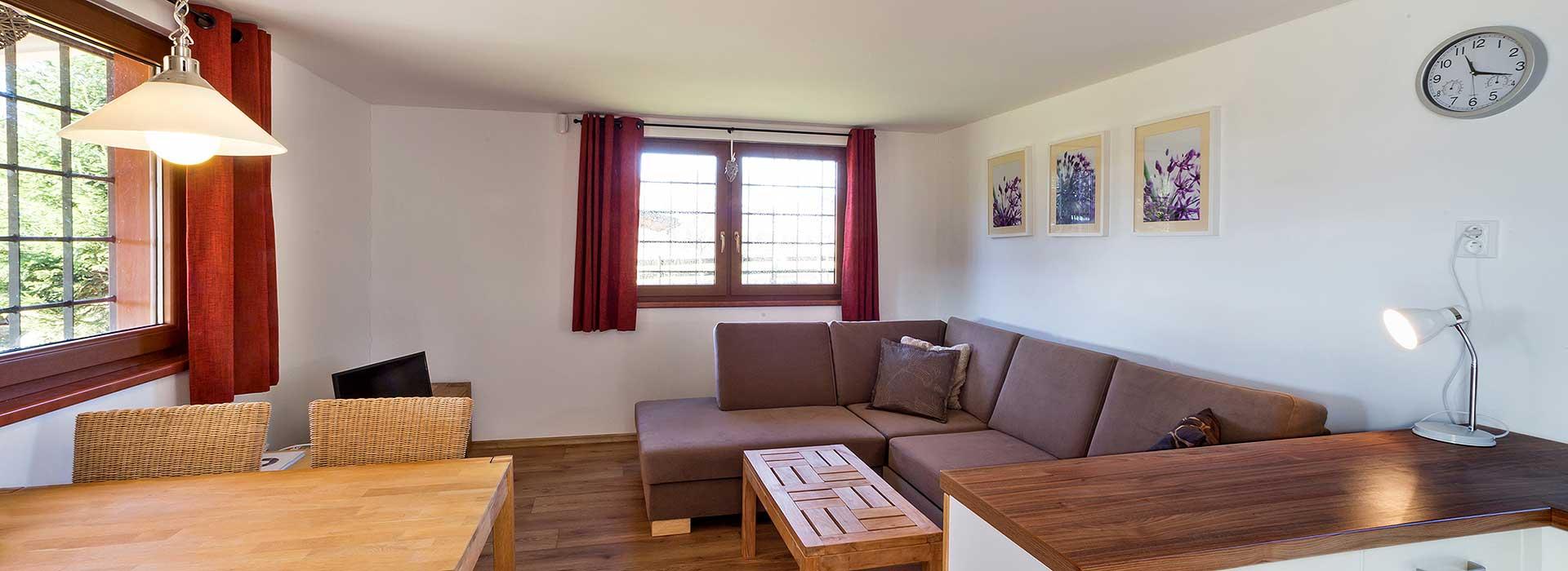 Lipno Mobile Home Hůrka - interiér
